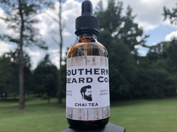 Chai Tea Organic Beard Oil