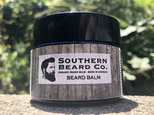 All Organic Beard Balm - Southern Beard Co.