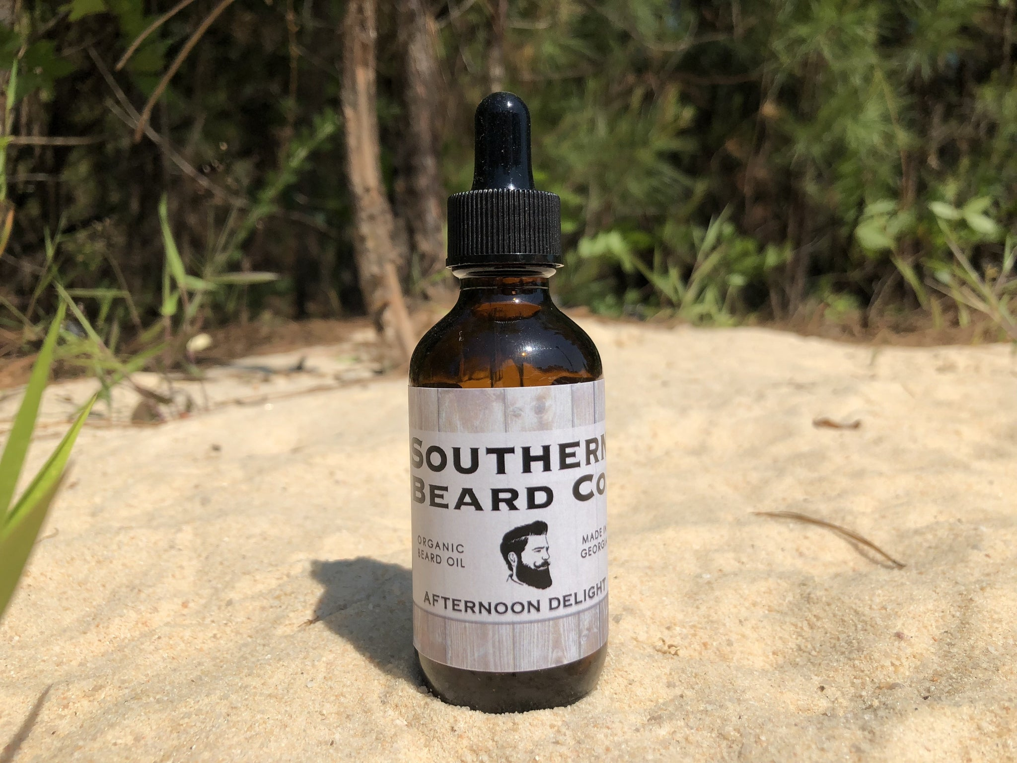 Afternoon Delight Organic Beard Oil