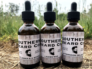 Build Your Own 3 Pack (1 oz. Oils) - Southern Beard Co.