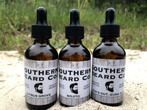 Build Your Own 3 Pack (0.5 oz. Oils) - Southern Beard Co.