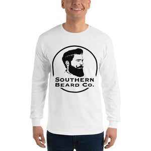 Open image in slideshow, SBC Men's Long Sleeve T-Shirt - Southern Beard Co.