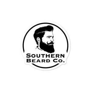 Open image in slideshow, SBC Logo Stickers - Southern Beard Co.