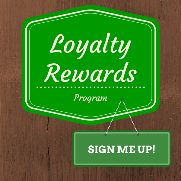 New Earn REWARDS Program!