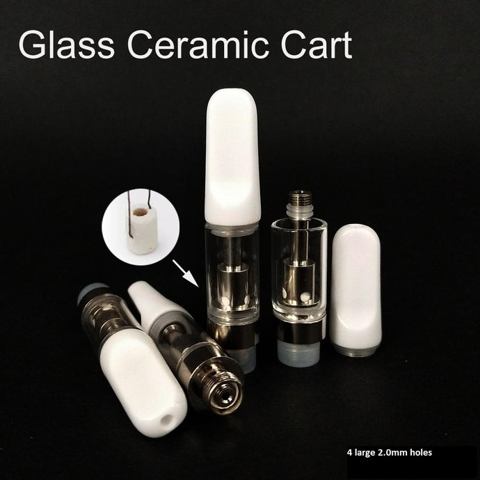 Ceramic Coil Vape Cartridges