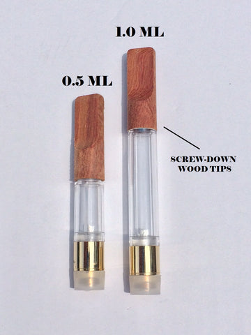 wood tip vape cartridges