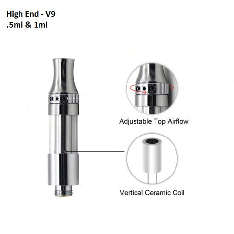 Wholesale Amigo Liberty V9 Vape Cartridges