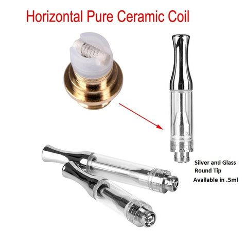 Ceramic Coil Vape Cartridge Wholesale Pricing