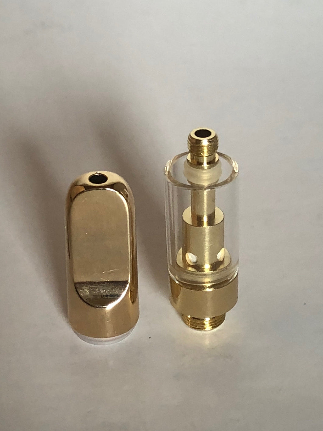 Gold C-Cell Style Vape Cartridges (0.5ml) as low as $1.99 - Cheapest Vape Supplies