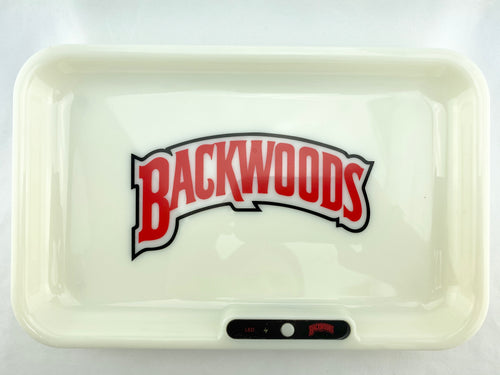 NEW! Backwoods LED Rolling Tray