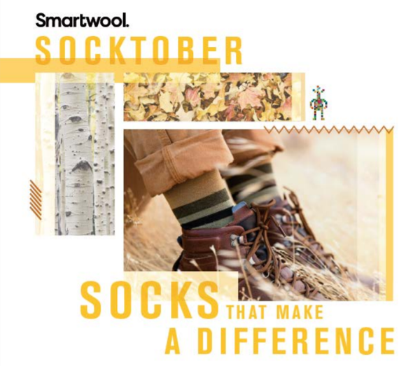 Own a pair of socks that help save Blue Ridge land!