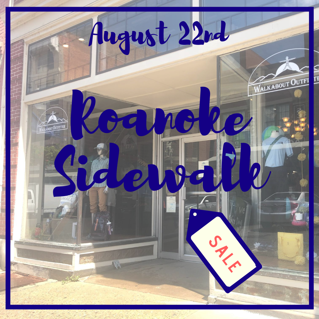 SAVE UP TO 70% AT THE SIDEWALK SALE - ROANOKE