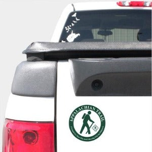 AT Hiker Decal