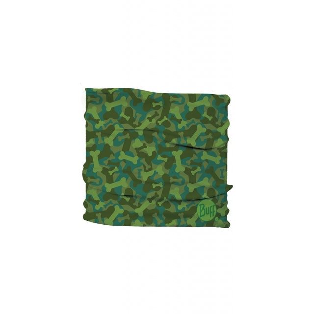 Dog Insect Shield Neckwear Bone Camo Green S/M
