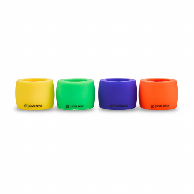 Light-A-Life Mini Colored Shades-4Pk