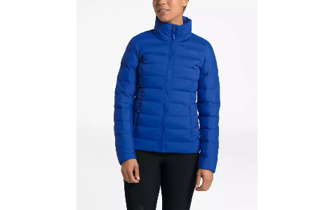 The North Face Stretch Down Jacket - Women