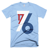 4th of July t-shirt | America Est. in 1776 tee - BLUE