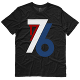 4th of July t-shirt | America Est. in 1776 tee - BLACK