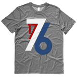 4th of July t-shirt | America Est. in 1776 tee - GREY