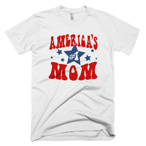 America's #1 Mom t-shirt | Mother's Day tee