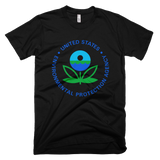 EPA t-shirt | US Environmental Protection Agency (EPA) logo tee - BLACK