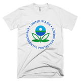 EPA t-shirt | US Environmental Protection Agency (EPA) logo tee - WHITE