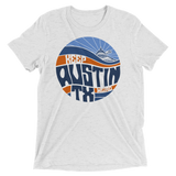 Austin TX Retro t-shirt | Keep Austin Weird tee