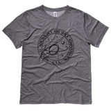 NASA Seal logo t-shirt - GREY