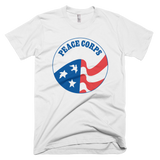 Peace Corps logo t-shirt - WHITE