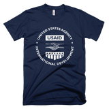 USAID t-shirt |  United States Agency for International Development (USAID) logo tee