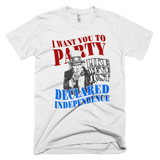 Independence Day t shirt - Uncle Sam 4th of July tee