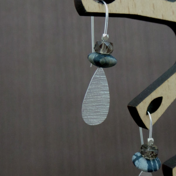 Silver Earrings Workshop - Friday 28th May 2021