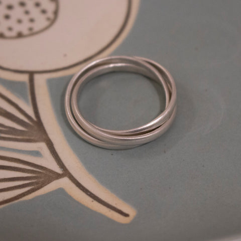 make your own silver ring with Joanne Tinley Jewellery | jewellery making classes in Hampshire