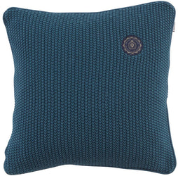 Grand Design Moss Knit Pillowcase Jade - Putetrekk jadegrønn