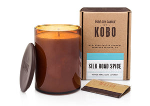 Kobo Duftlys Woodblock - Silk Road Spice - Design Bazaar