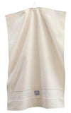 Grand Design Vintage Towel Off White - Håndkle off white
