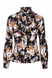 Floral Blouse fra Secrets by B