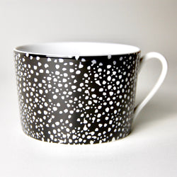 Tekopp Just my cup of tea - Sprinkle sprinkle little spot / Black