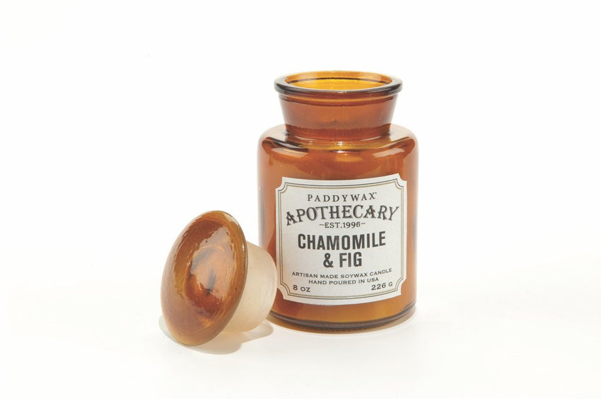 Paddywax Apothecary Duftlys - Chamomile and Fig - Design Bazaar