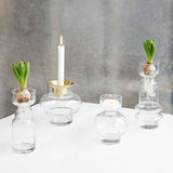 House Doctor Lysestakeholder til glass i messing - Design Bazaar