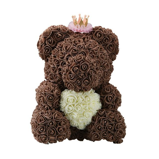 Rose Teddy Bear Limited Edition