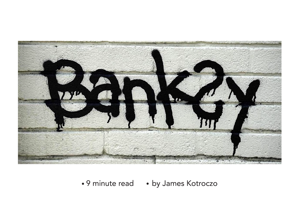 Banksy: The Language of Street Art