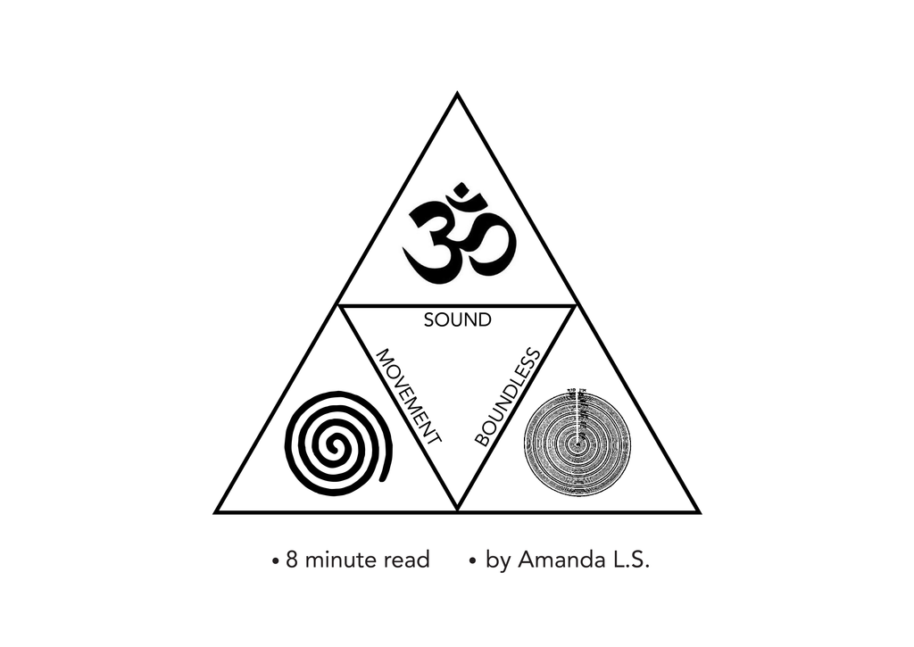 The Sound, the Movement, and the Boundless - (Three Ancient Healing Glyphs and How to Use Them).