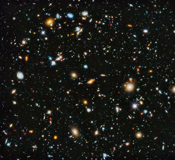 NASA Galaxies Picture