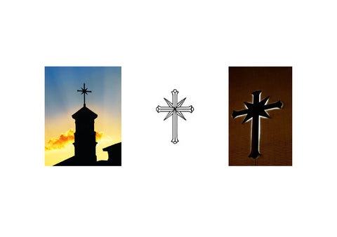 scientology cross (symbol to avoid #6)