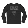 ABRACADABRA: Magical Incantation - Long Sleeve Fitted Crew (BLK)