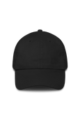 GOD B̶L̶E̶S̶S̶ HELP AMERICA Cotton Unisex Cap (Midnight)