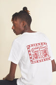 Mayan Crocodile: Imix (Symbol of new beginning) - Unisex T-shirt