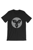 3-Crane - Short-Sleeve Unisex T-Shirt