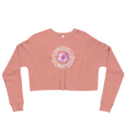 [YAYA] ANTI-CANCER Crop Sweatshirt